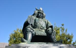 信玄公銅像