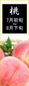もも 山梨の桃
