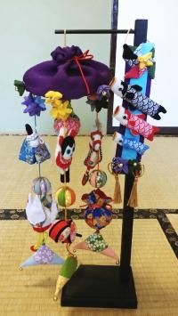 吊るし雛(男の子用)