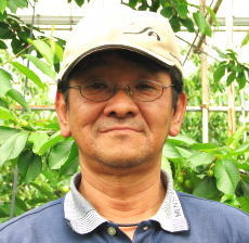 中澤農園園主
