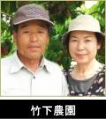 竹下農園の桃